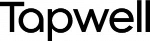 Tapwell Logo BW